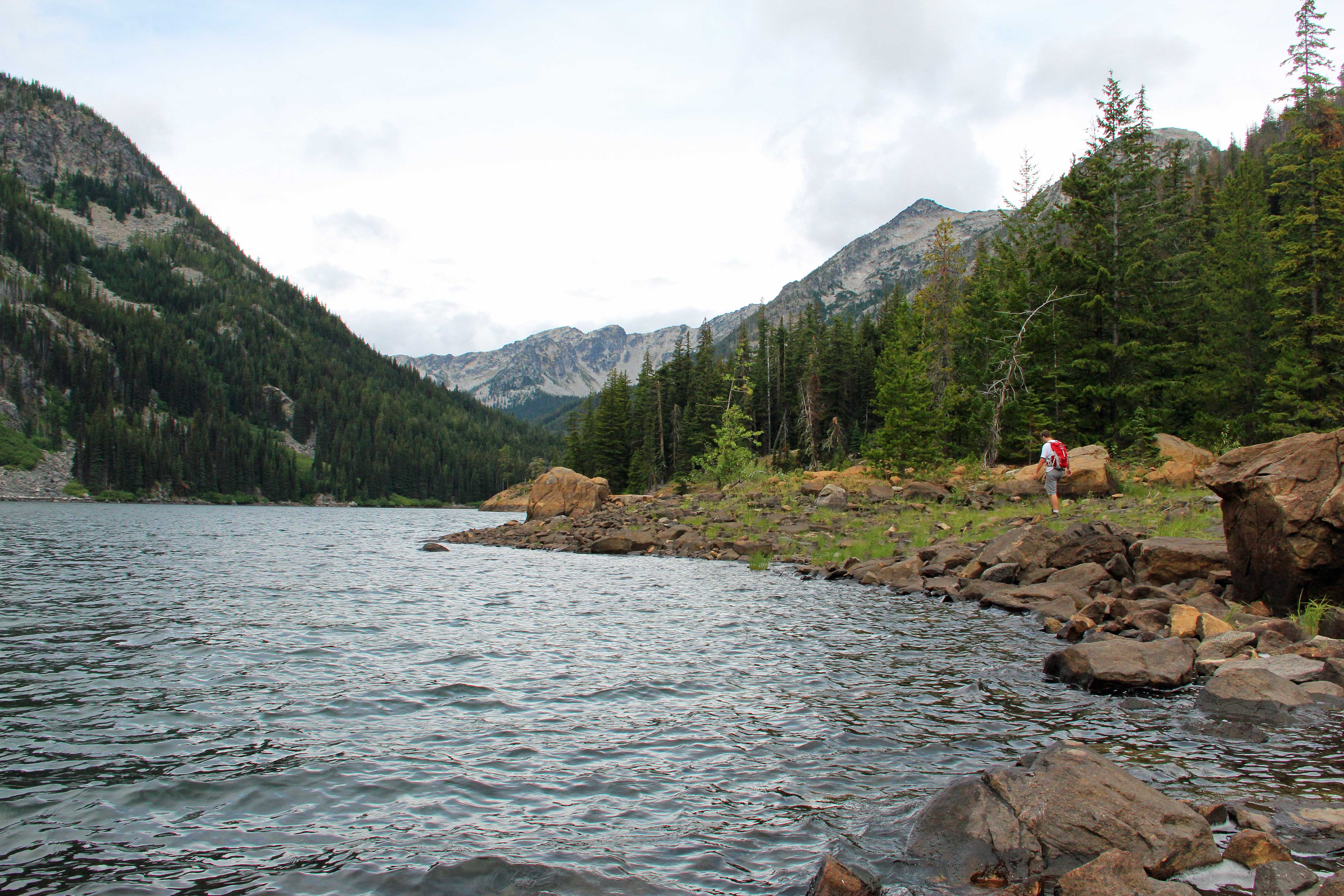 Day Hike: Eightmile Lake