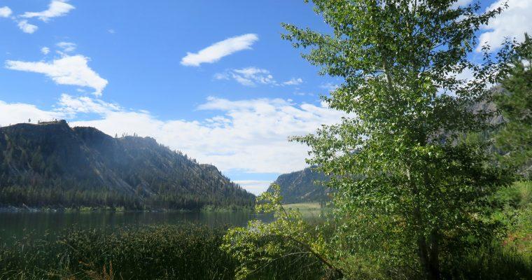 Camping at Alta Lake